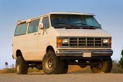 2 stara ciężarówka. obraz royalty free