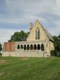 2 starego kościoła. Obrazy Royalty Free