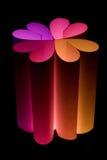 2 stearinljus Arkivbilder