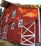 2 stodole wiejskiej, Fotografia Stock
