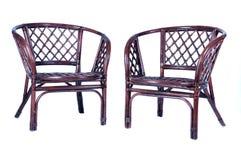 2 stoelen Stock Fotografie