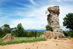 2 stonehenge泰国 库存图片