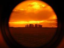 2 stonehenge 库存图片