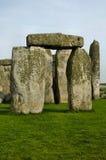 2 stonehenge 免版税图库摄影