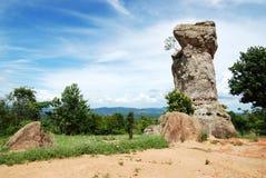 2 stonehenge thailand Arkivbilder