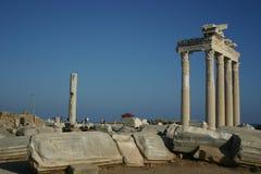 2 strony Antalya turkiye Zdjęcia Royalty Free
