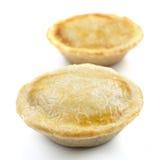 2 stycken av pien Arkivfoton