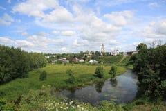 2 suzdal όψεις της Ρωσίας Στοκ Φωτογραφίες