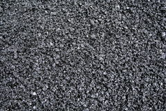 2 svarta varma för asfalt Arkivbilder