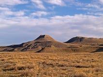 2 sweetgrass холмов Стоковые Фотографии RF