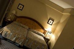 2 sypialnia Zdjęcie Stock