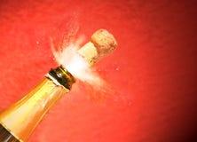 2 szampańska spray Zdjęcie Stock