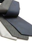 2 szyi krawat Zdjęcie Stock