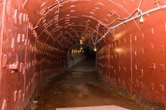 2 tajemnicy portów metra Zdjęcia Royalty Free