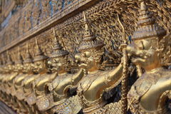 2 tajlandzki garuda stylowego Obrazy Royalty Free