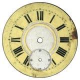 2 tarcz rocznika zegarek Zdjęcie Royalty Free