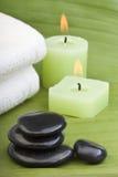 2 thermo tropiskt för grön terapi Royaltyfri Fotografi