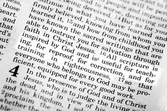 2 Timothy-3:16 Stockbilder