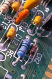 2 transistors Στοκ φωτογραφία με δικαίωμα ελεύθερης χρήσης