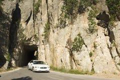 2 tunel ruchu Obraz Stock