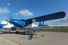 An-2 TVC-2MC Stock Photo