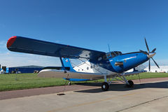 An-2 TVC-2MC Royalty Free Stock Images