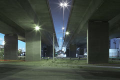 2 underpass Στοκ εικόνες με δικαίωμα ελεύθερης χρήσης