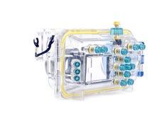 2 undervattens- kamerahusserie Arkivbild