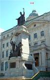 2 urzędu miasta pocztę Quebec Zdjęcie Stock