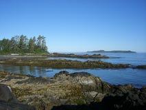 2 vargas острова пляжа Стоковые Изображения RF