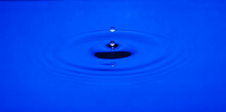 2 waterdorps Стоковая Фотография
