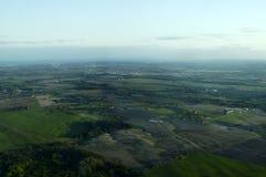2 widok z lotu ptaka Zdjęcie Stock