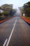 2 wiejska droga Zdjęcie Stock