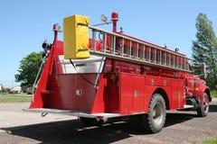 2 wiejskiego firetruck Obraz Royalty Free
