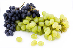 2 winogrona obrazy royalty free