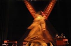 2 współczesnego tańca Fotografia Royalty Free