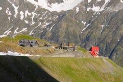 2 wysokogórski drogi żadny romanian Fotografia Royalty Free