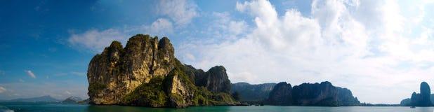 2 wysp morze Obraz Stock