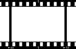 2 x1 filmframe Obrazy Stock