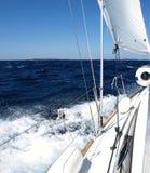 2 yachting стоковое изображение