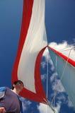 2 yachtman Στοκ φωτογραφίες με δικαίωμα ελεύθερης χρήσης