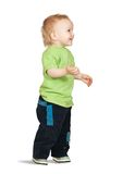 2 years old boy Royalty Free Stock Photography