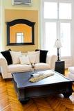 2 żywy pokój Fotografia Stock