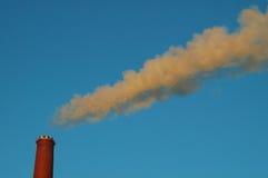 2 zanieczyszczenia zdjęcie stock