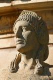 2 zbliżeń posąg zdjęcie royalty free