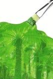 2 zielonej farby Zdjęcie Royalty Free