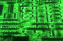 2 zielonych technologii Obraz Stock