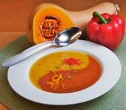 2 zupę. Zdjęcia Royalty Free