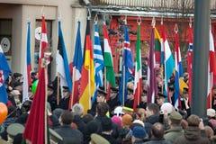 20ème Anniversaire de restitution de l'indépendance Photos libres de droits