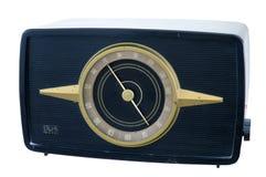 20世纪40年代收音机 免版税库存图片